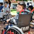 Entrega solidaria de sillas de ruedas en SALTA