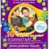 """10º Campaña Nacional """"Un juguete, una sonrisa"""""""