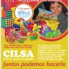 """11º Campaña Nacional """"Un juguete, una sonrisa"""""""