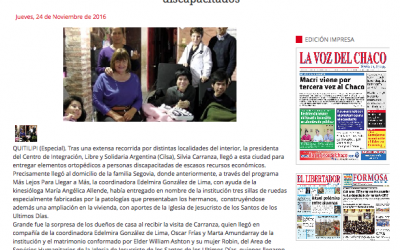 Diario La Voz del Chaco
