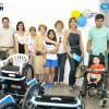 Última entrega del año en Fundación León