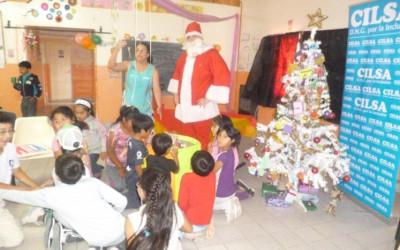 Festejo de Navidad