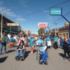 Caminata inclusiva y conmemorativa