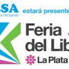Presente en la Feria del Libro de La Plata