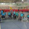 Encuentro con padres de alumnos de las escuelas de básquet de Hacoaj