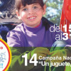 """14º Campaña """"Un juguete, una sonrisa"""""""