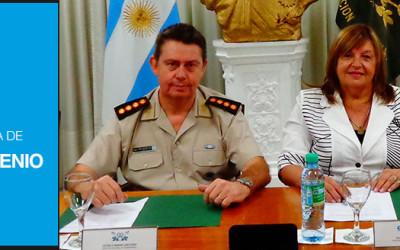 CILSA firmó un convenio de cooperación con Gendarmería Nacional