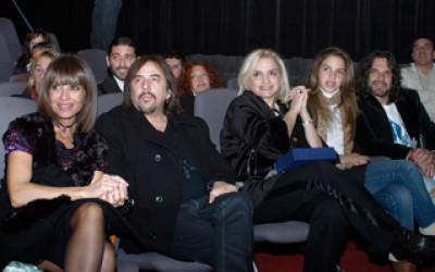 Osvaldo, Viviana y Jazmín Laport
