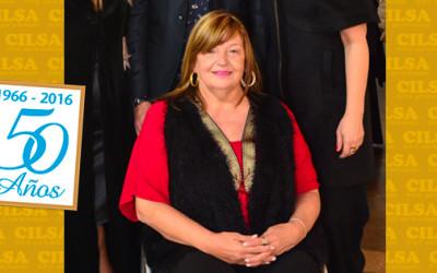 Silvia Carranza en Radio 10