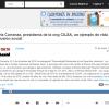 Silvia Carranza, presidenta de la ong CILSA, un ejemplo de vida e inclusión social / Radio Cut