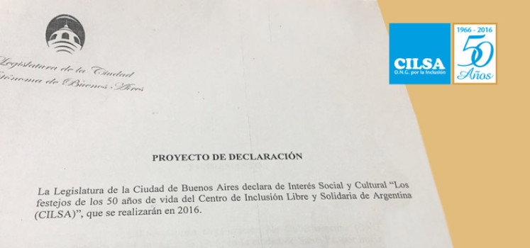DECLARACIÓN DE INTERÉS CULTURAL Y SOCIAL