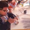 Reciclado de materiales junto a los chicos