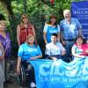 CILSA y la Iglesia Mormona entregaron casi 300 sillas de ruedas en Tucumán