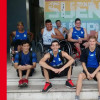 Atletas de CILSA en el Parapanamericano de San Pablo