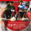 Primer Encuentro Internacional de Rugby sobre silla de ruedas en Santa Fe
