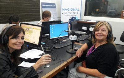"""Silvia Carranza: """"Si no podés hacer lo que querés, tenés que querer lo que hacés"""""""