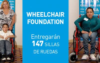 CILSA junto a Wheelchair Foundation entregarán 147 sillas de ruedas en Buenos Aires y Misiones