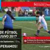 Nueva fecha de la Liga de Fútbol Inclusivo