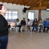 Charla de concientización en Villa Gesell