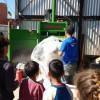 Hogar Calzada: Visita a la cooperativa de reciclado Las Cavas