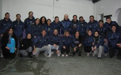 Voluntarios solidarios