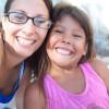 Sofi, la niña de sonrisa luminosa