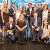 Premiaron a 12 personalidades que ayudan a instituciones sin fines de lucro