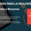 Seminario: la accesibilidad en los productos digitales
