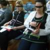 Alumnos del Profesorado de Educación Primaria expusieron sus propuestas accesibles
