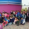 Los niños de Albertina visitaron el cine