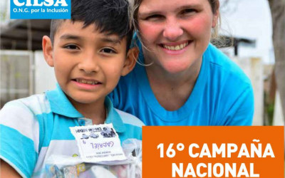 """16° Campaña Nacional """"Un juguete una sonrisa"""""""