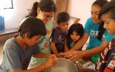 Talleres de cocina en La Esmeralda