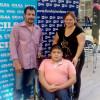 Encuentro solidario en Shopping El Solar del Cerro