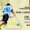 Fútbol para amputados: CILSA en la 1° fecha de la Liga Nacional
