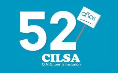 Cumplimos 52 años por la inclusión