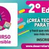 Convocatoria abierta para la 2° edición del concurso APPccesible