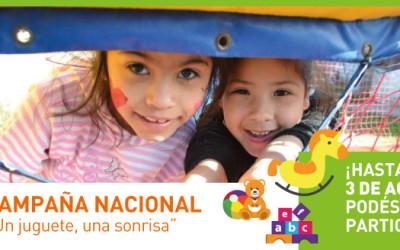 17° Campaña «Un juguete, una sonrisa»