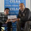 """Martín González: """"La contención de CILSA y el apoyo de mi familia me ayudaron a recibirme"""""""