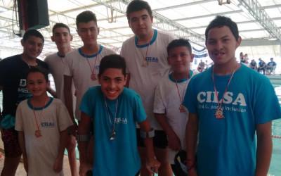 Atletas de CILSA en «Santa Fe mi Ciudad»