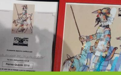 Premio Quijote 2018 al Hogar de Lanús
