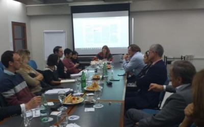 Presente en encuentro del Foro de Vinculación en RSO