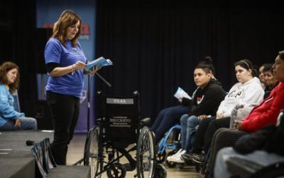 UPCN: Sede de un nuevo evento inclusivo en Santa Fe