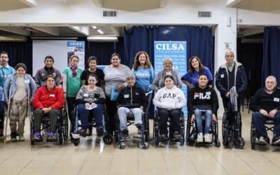 Acto inclusivo en Santa Fe