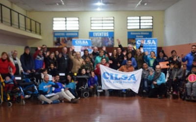 Evento solidario en el Club Municipal