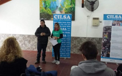 Extendiendo Fronteras en Rivadavia