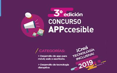 3° edición del Concurso Appccesible: 20 proyectos comienzan su desarrollo