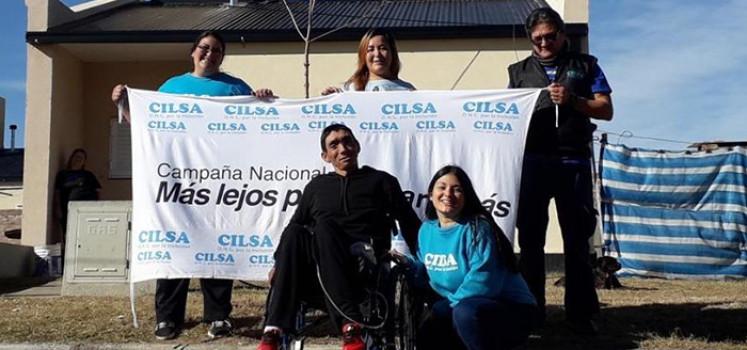 Más de 180 pampeanos recibieron sus sillas de ruedas gratuitas