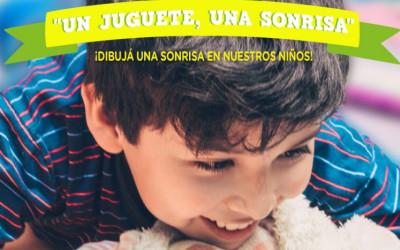 Día del Niño: Sumá tu espíritu solidario!