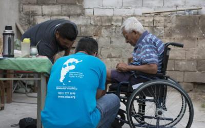 Más de 210 sanjuaninos recibieron sus sillas de ruedas gratuitas