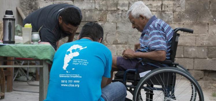 CILSA entregará 211 elementos ortopédicos gratuitos en San Juan